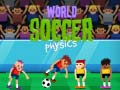 Gra World Soccer Physics