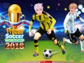 Gioco Frozen Soccer Worldcup 2018