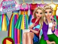 Gioco Sisters Rainbow Fashion