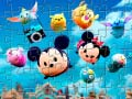 Gioco Tsum Tsum Characters Puzzle