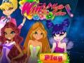 Igra Winx Club Hair Salon