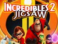 Mäng The Incredibles 2 Jigsaw