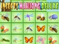 Žaidimas Insects Mahjong Deluxe