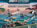 Žaidimas KRE-O Battleship: Alien Ambush