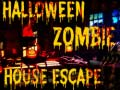 Gioco Halloween Zombie House Escape
