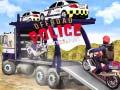 Gioco Offroad Police Cargo Transport