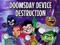 Spiel Teen Titans Go to the Movies in cinemas August 3: Doomsday Device Destruction