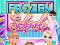 Spel Frozen School
