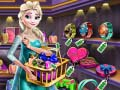 Jeu Elsa Gift Shopping