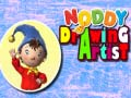 খেলা Noddy Drawing Artist