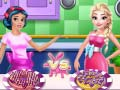 Jeu Princesses Cooking Contest