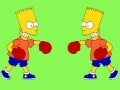 Gra Simpsons Combat