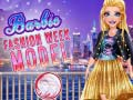 Jeu Barbie Fashion Week Model