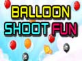 Hry Balloon Shoot Fun