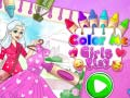 Color Me: Girlsplay ﺔﺒﻌﻟ