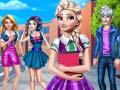 Spiel New Girl In High School