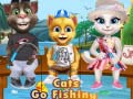 Hry Cats Go Fishing
