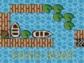 Игра Snail Boat