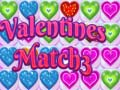Hry Valentines Match3