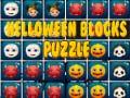 Hry Halloween Blocks Puzzle