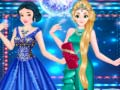 খেলা Princesses Royal Ball Dress Up