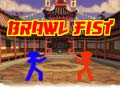 খেলা Brawl Fist