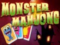 Igra Monster Mahjong