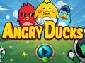 Игра Angry Ducks