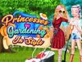 Gra Princesses Gardening in Style