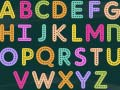 Game Dotted Alphabet