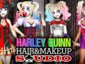 Spiel Harley Quinn Hair and Makeup Studio