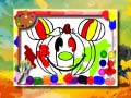 ゲームHalloween Coloring Book