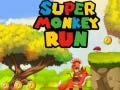 Žaidimas Super Monkey Run