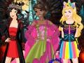 খেলা Miss Halloween Princess