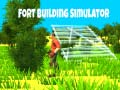 Spiel Fort Building Simulator