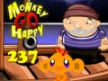 Žaidimas Monkey Go Happy Stage 237