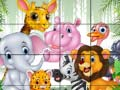 Hry Animals Sliding Puzzle