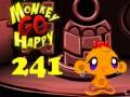 Igra Monkey Go Happy Stage 241