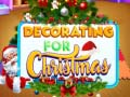 Jeu Decorating For Christmas