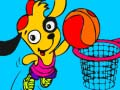 Jeu Coloring Doki Sports