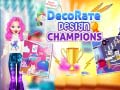 Игра DecoRate: Design Champions
