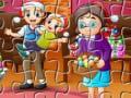Igra Xmas Jigsaw 2