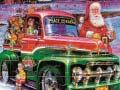 খেলা Santa Trucks Jigsaw