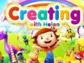 Igra Helen's little school Creating with Helen