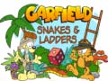 Spiel Garfield Snake And Ladders