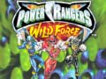 Spēle Power Rangers Wild Force