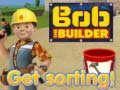 Igra Bob the builder get sorting