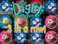 Spiel Digby Dragon 3 in a row