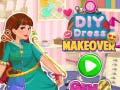trò chơi DIY Dress Makeover