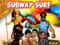 Subway surf קחשמ